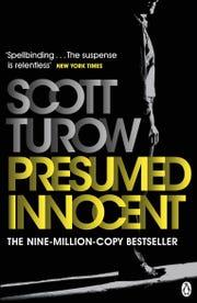 'Presumed Innocent'  published 1986