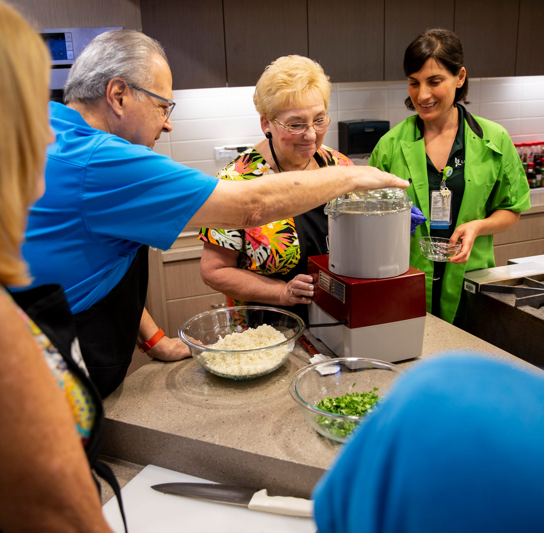 Nutrition key for heart health; Lee Health hosts food series for cardiac patients