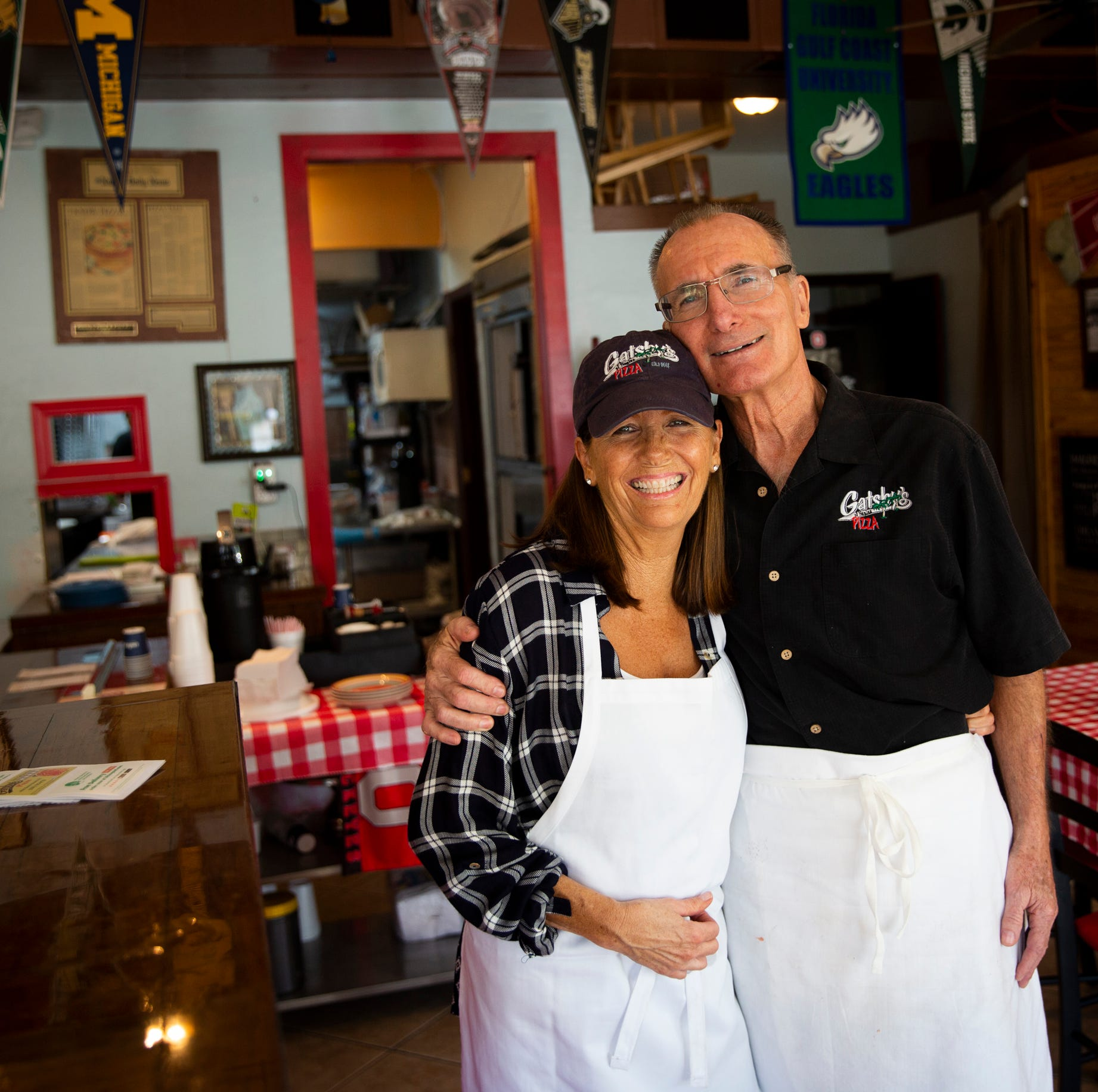 Husband-and-wife behind Gatsby's Pizza back in Bonita after health battle
