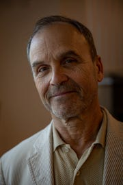 """Scott Turow, author of """"Presumed Innocent"""" and and other books, in Naples on March 14, 2019."""