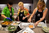 The FARMacy RX Cardiac Cooking Series at Lee Health Coconut Point in Estero, which is free to patients in cardiac rehab, helps teach heart healthy cooking habits.