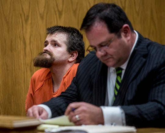 Gary Davis, 32, was sentenced to 15 years in prison Friday after pleading guilty to rape and gross sexual imposition of a minor.