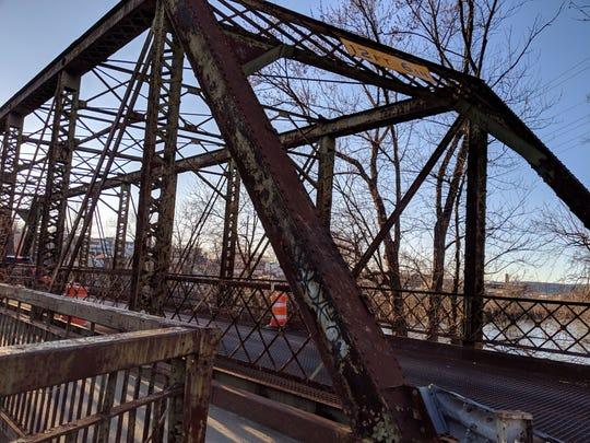 The Fair Lawn Avenue Bridge is slated to be replaced with construction beginning in 2020.