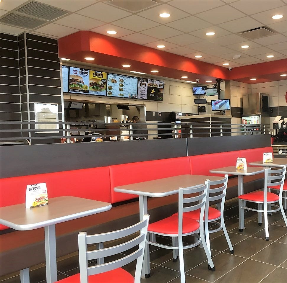 Las Cruces gets another Carl's Jr.