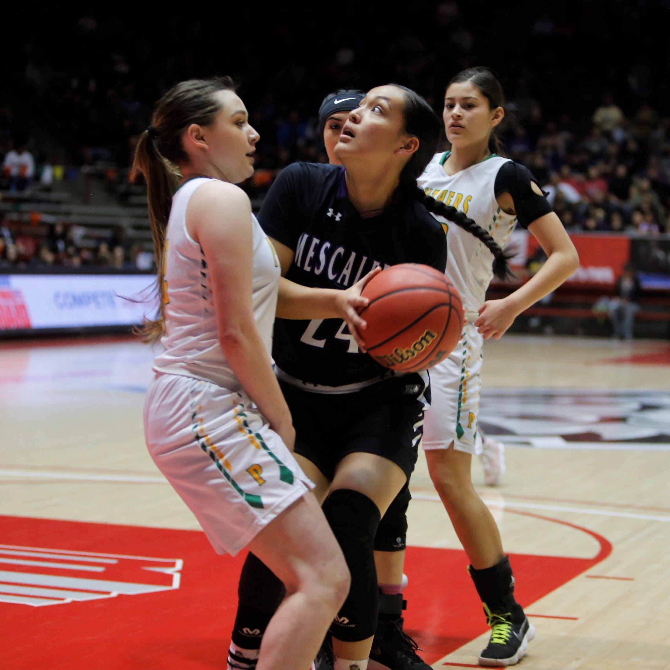 Pecos tops Mescalero in OT to claim 2A title