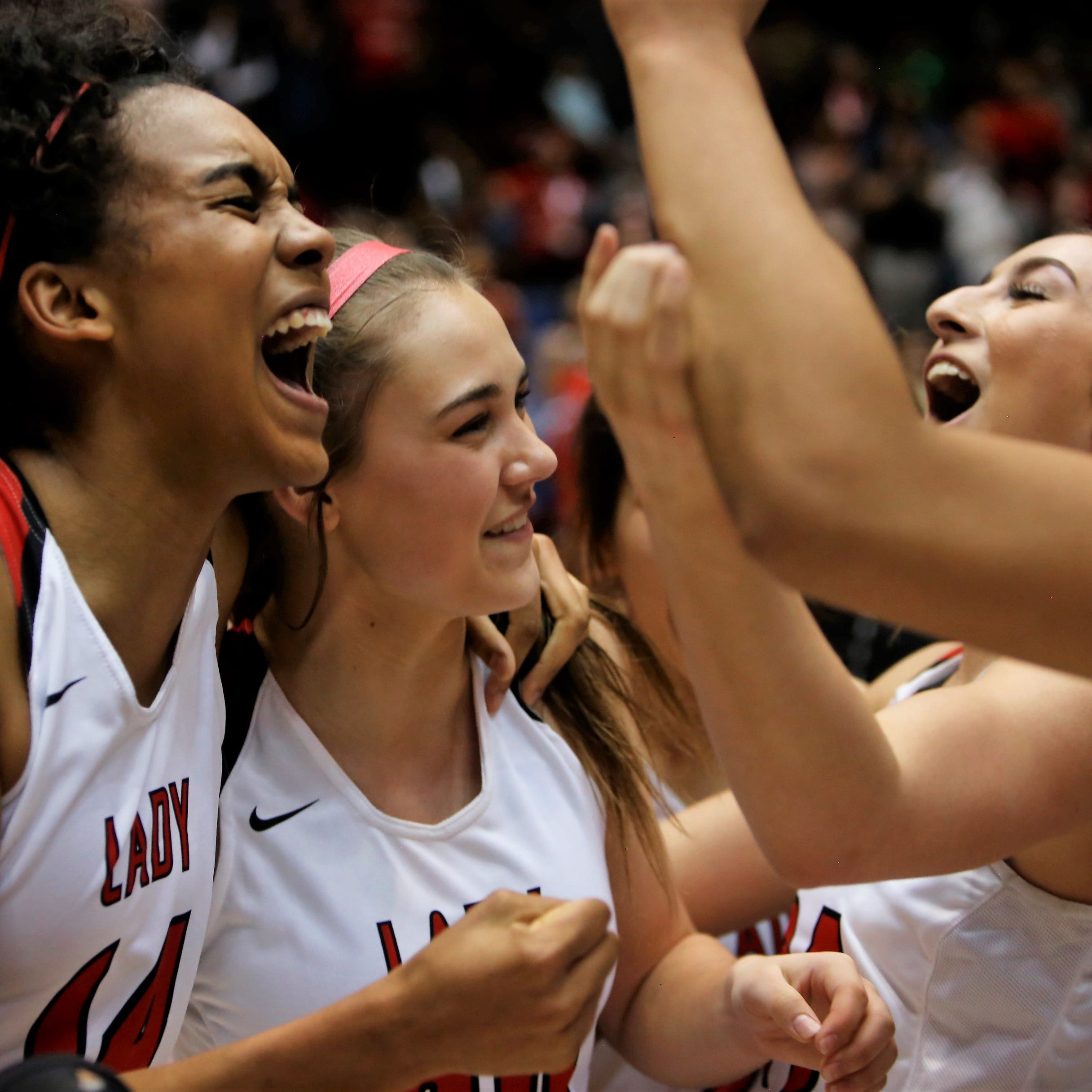 LIVE: NMAA State Basketball Tournament - Day 4: Mescalero and Pecos in final 2 min of OT