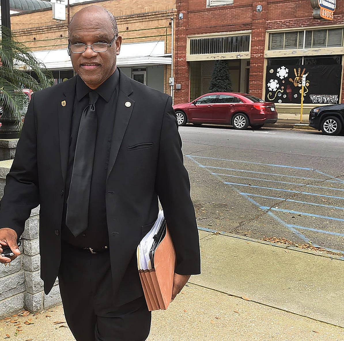 Former Opelousas Mayor Reggie Tatum's trial delayed