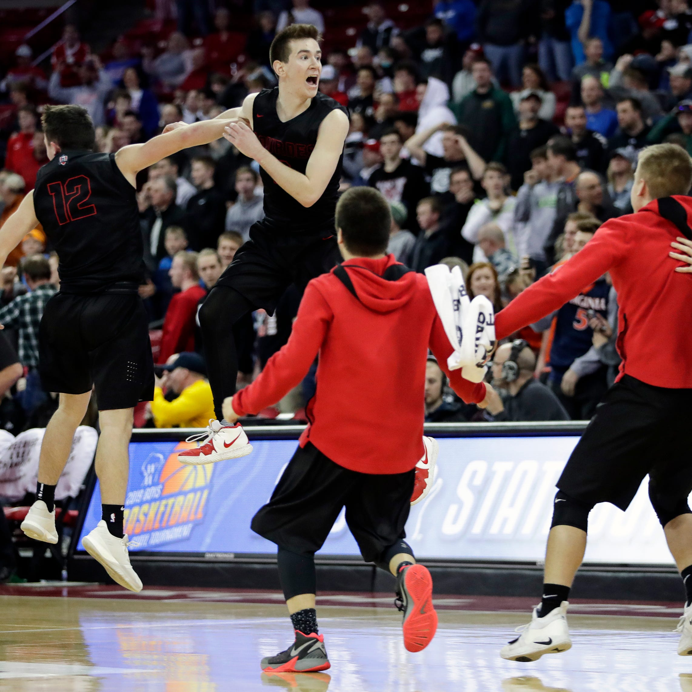WIAA state basketball: Early-season loss pays dividends for Oshkosh Lourdes