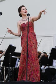Palm Springs Opera Guild is holding 'Opera in the Park' at Sunrise Park, April 7