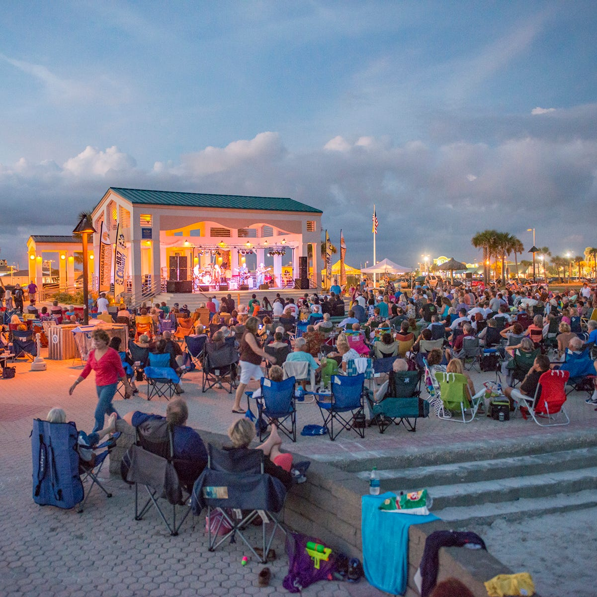 Bands on the Beach, JazzFest and Food Truck Festival highlight happening week | Seven days out