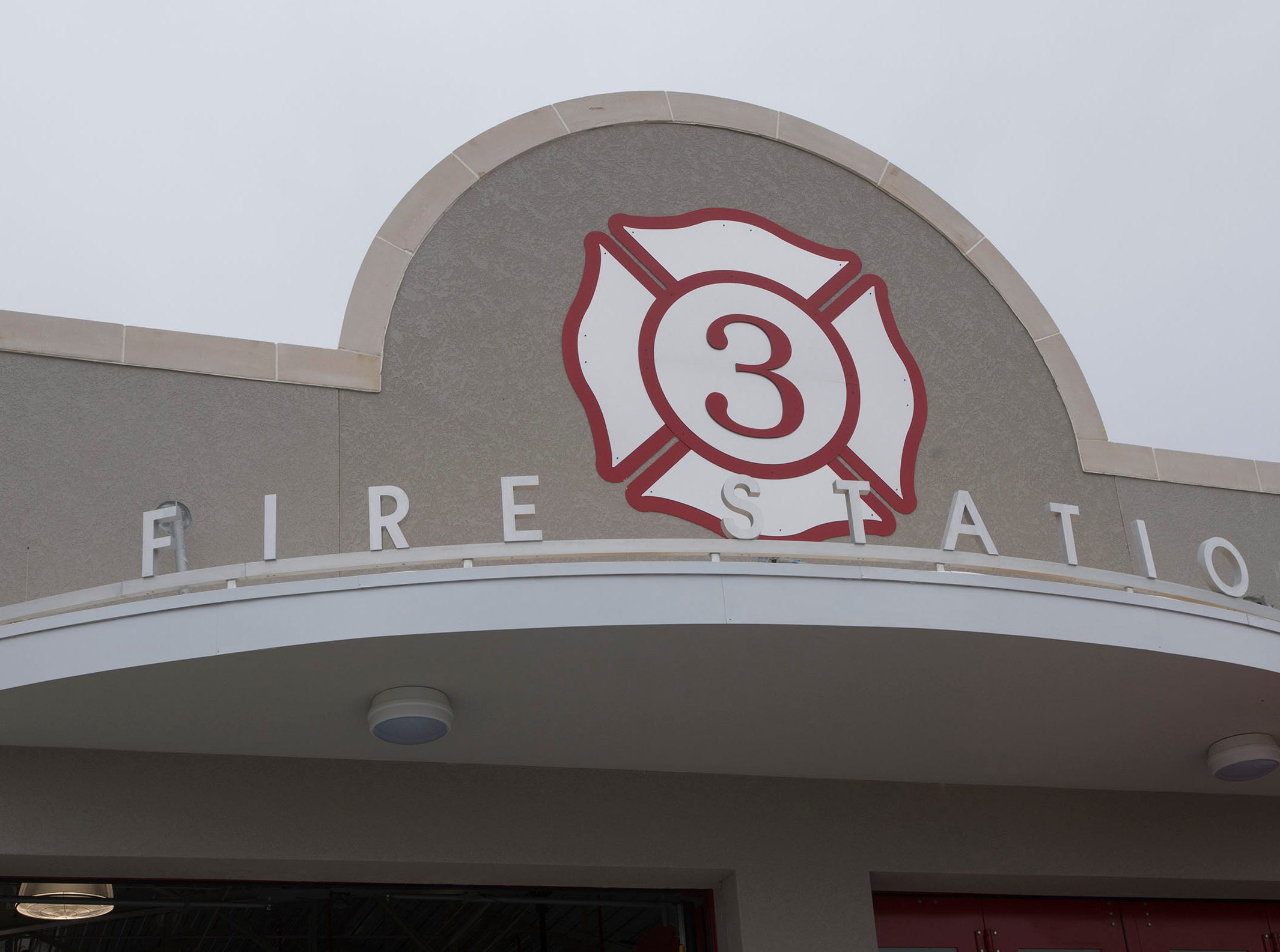 Pensacola's new Fire Station No. 3 off of Summit Boulevard is ready for business on Thursday, March 14, 2019. The new building replaces the current station built in 1969.