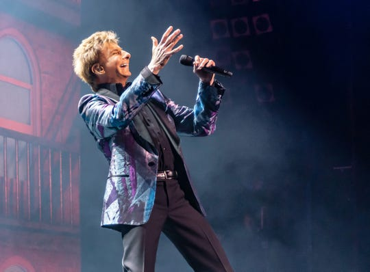 """I just try to stay true to what I like and what I believe in,"" Barry Manilow says."