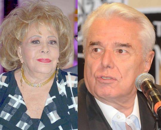 """En la serie """"Silvia Pinal Frente a ti"""", se retrata la violenta relación que vivieron Enrique Guzmán y Silvia Pinal, los últimos años de su matrimonio, que desencadenó en su divorcio, ocurrido en 1976."""