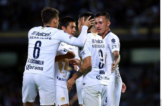 Pumas van por buen camino en la Liga MX.
