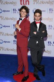 Emilio Osorio y Joaquín Bondoni, a quienes cariñosamente sus fans bautizaron como Los Aristemo, ya llevaron su historia al teatro.