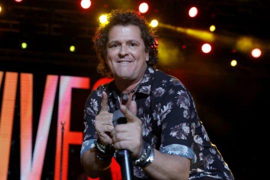El cantante colombiano Carlos Vives será una de las estrellas que se presentará en los Billboard Latinos en Las Vegas.