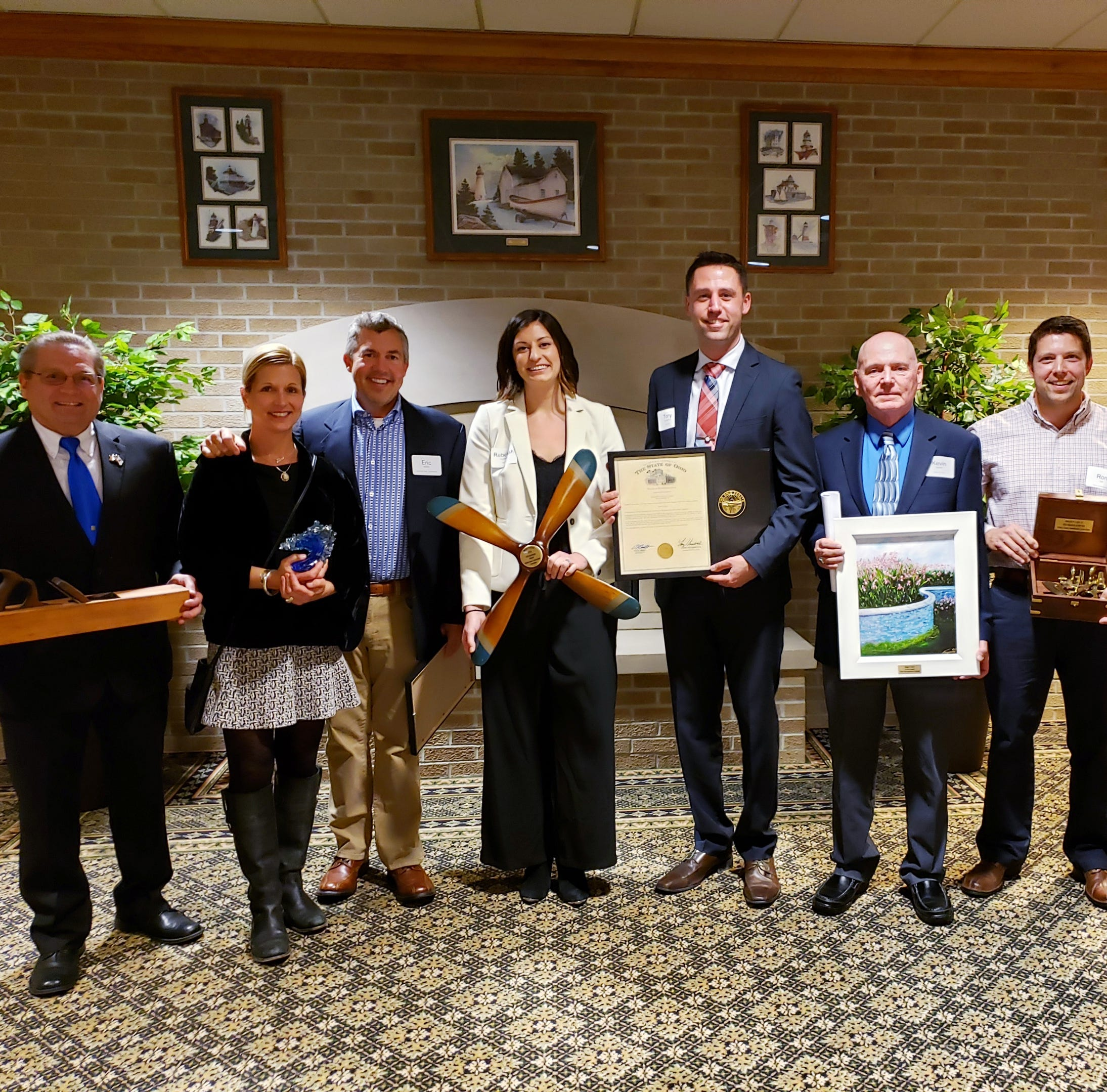 Local businesses, industry leaders honored for achievements