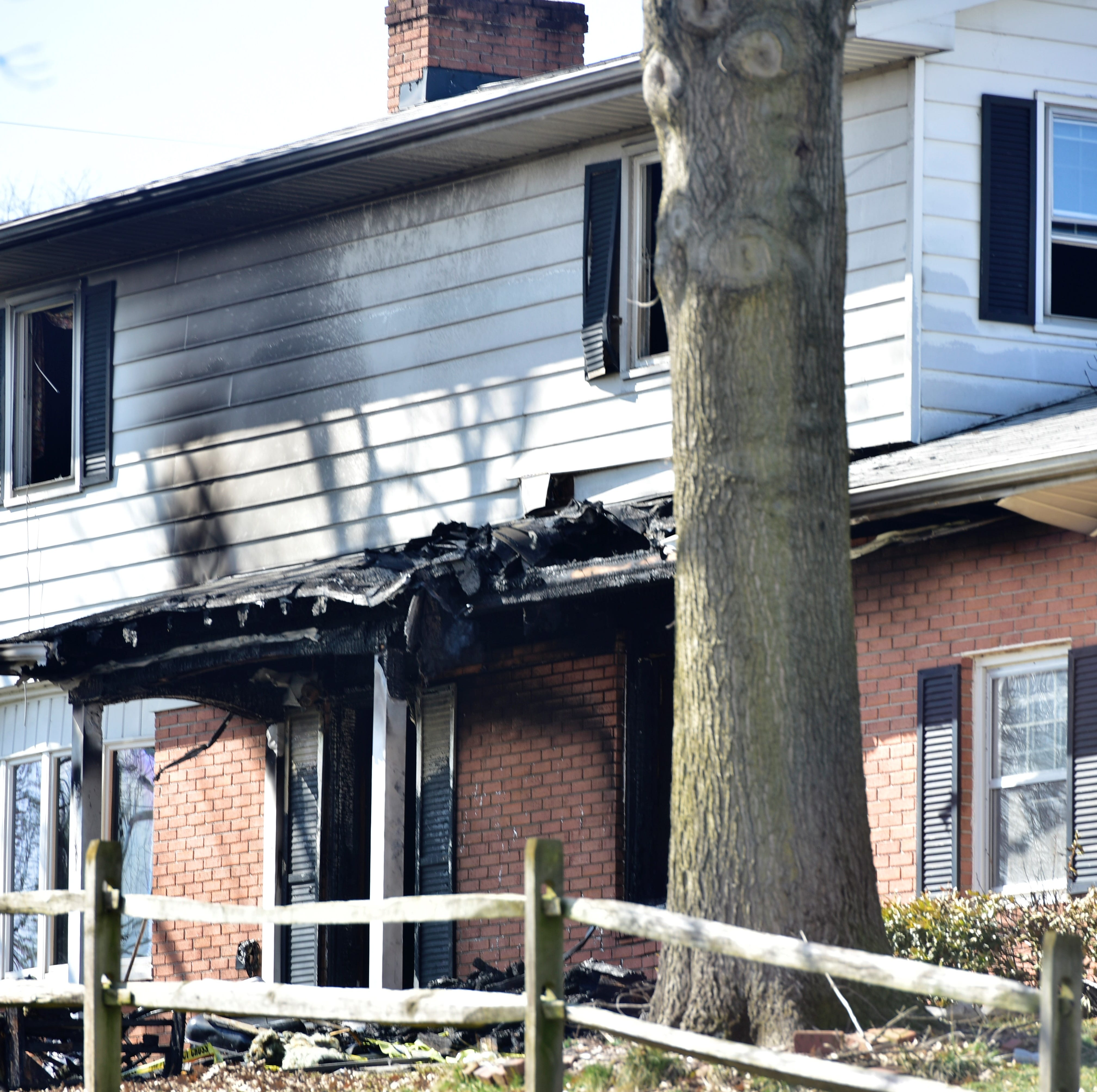 Residents injured after breaking out window to escape Chambersburg area house fire