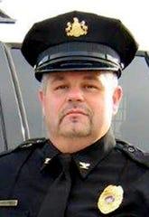 Retired West Manheim Twp. Police Chief Tim Hippensteel