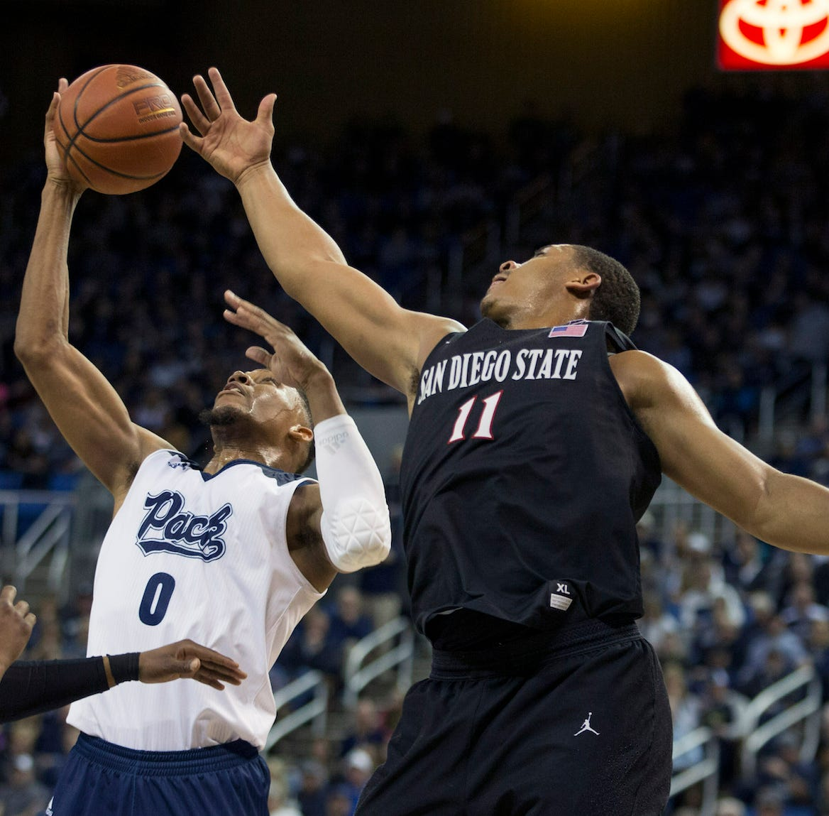 Nevada vs. SDSU: Live updates from Mountain West Tournament