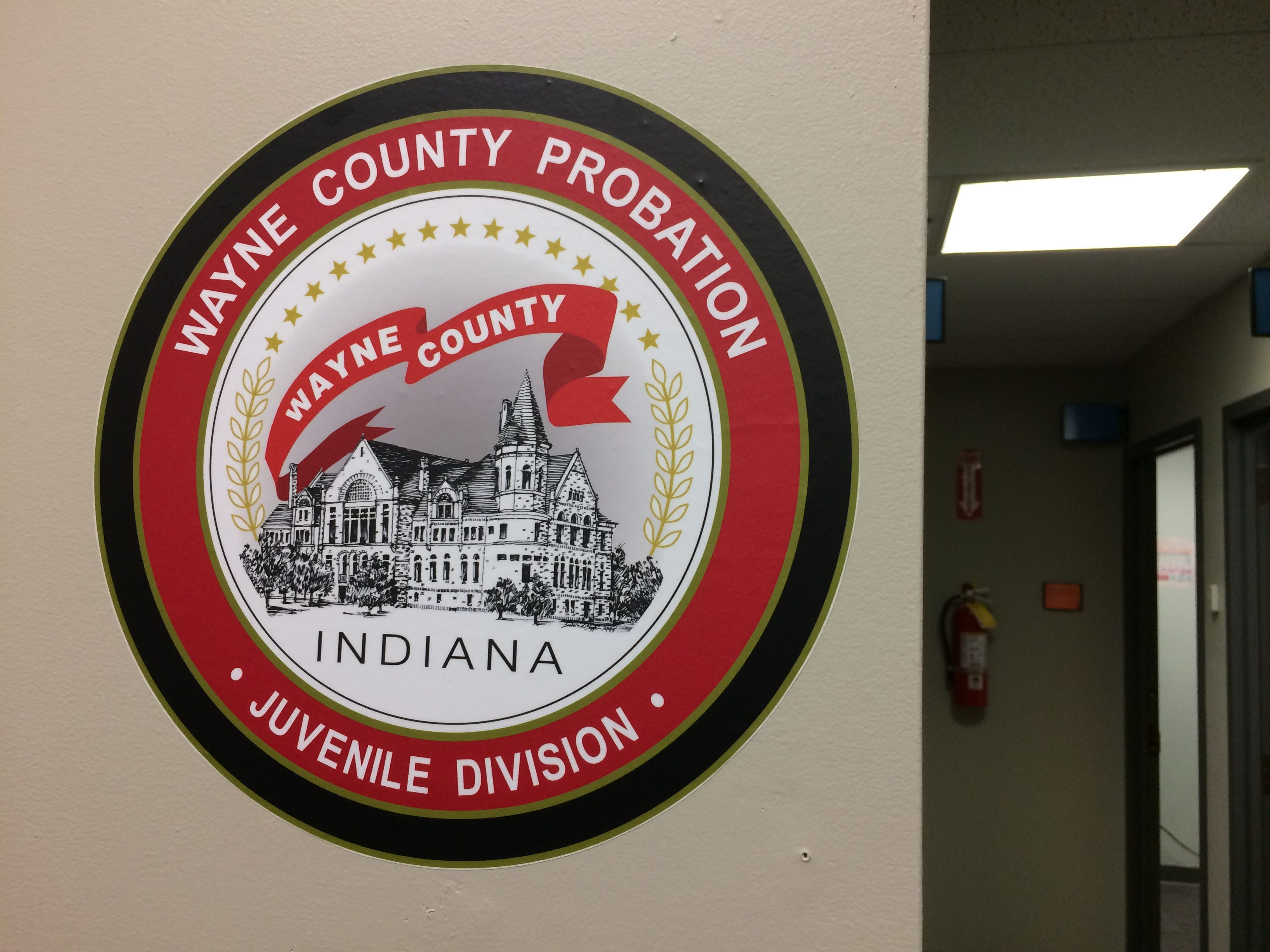 Wayne County Probation Department created a new intake center for children.