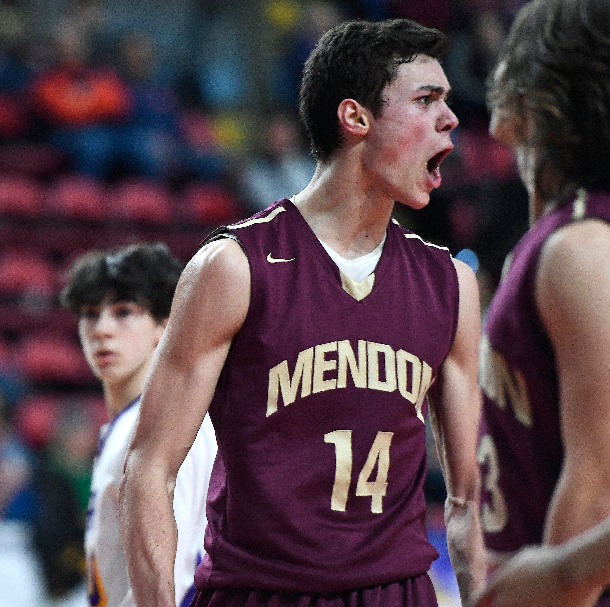 High school boys and girls basketball scores for state championship weekend