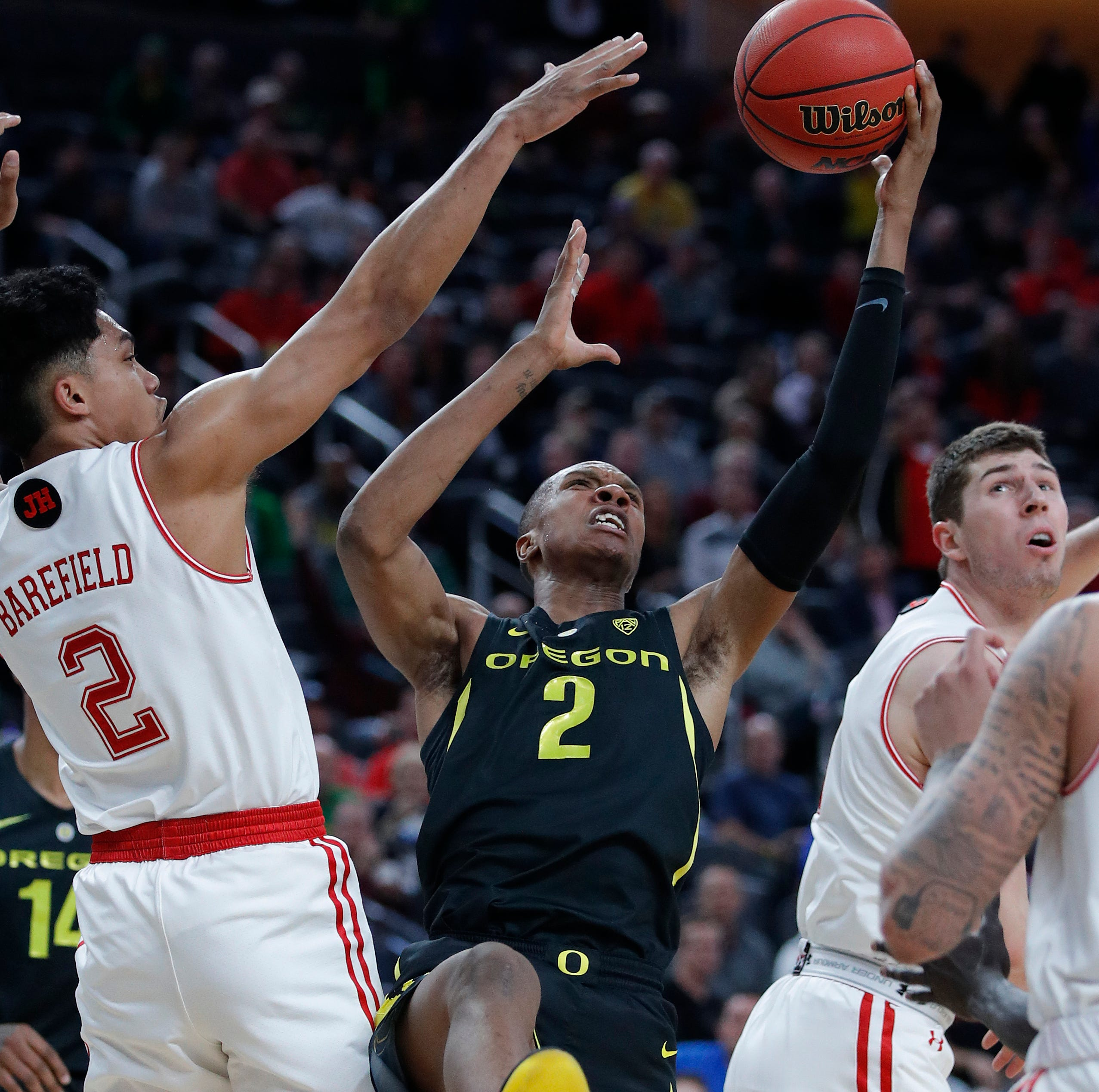 Ducks basketball: Oregon locks down Utah in 66-54 win in Pac-12 quarterfinals