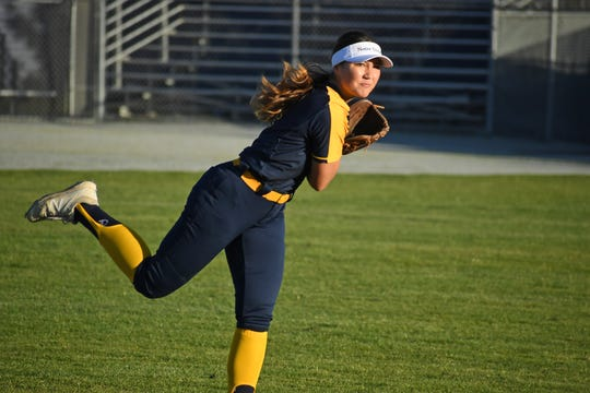 Logan Riggenbach and the Notre Dame Spirits softball team could have a season to remember this spring.