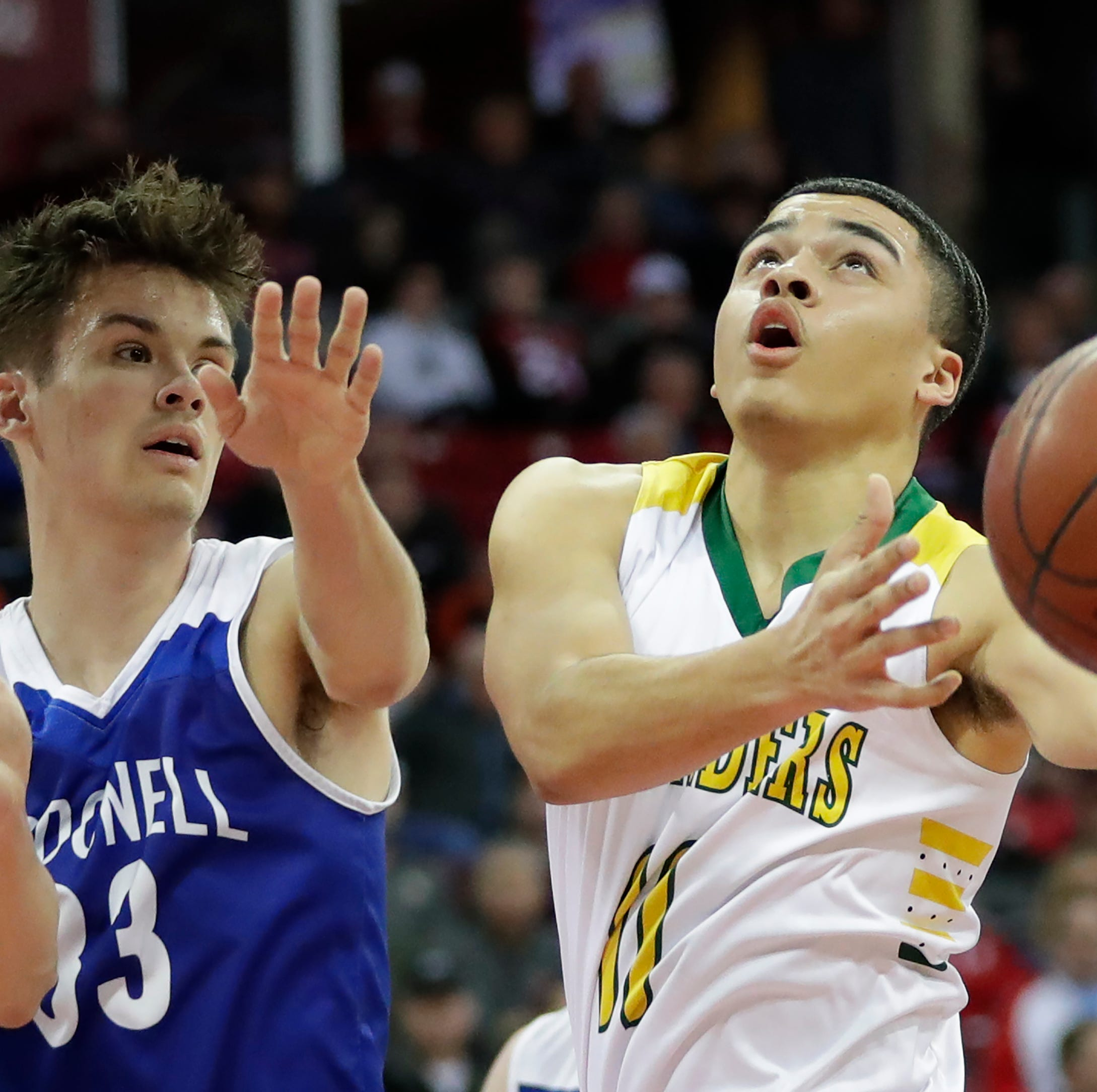 WIAA state basketball: Sheboygan Lutheran advances to Division 5 state championship game