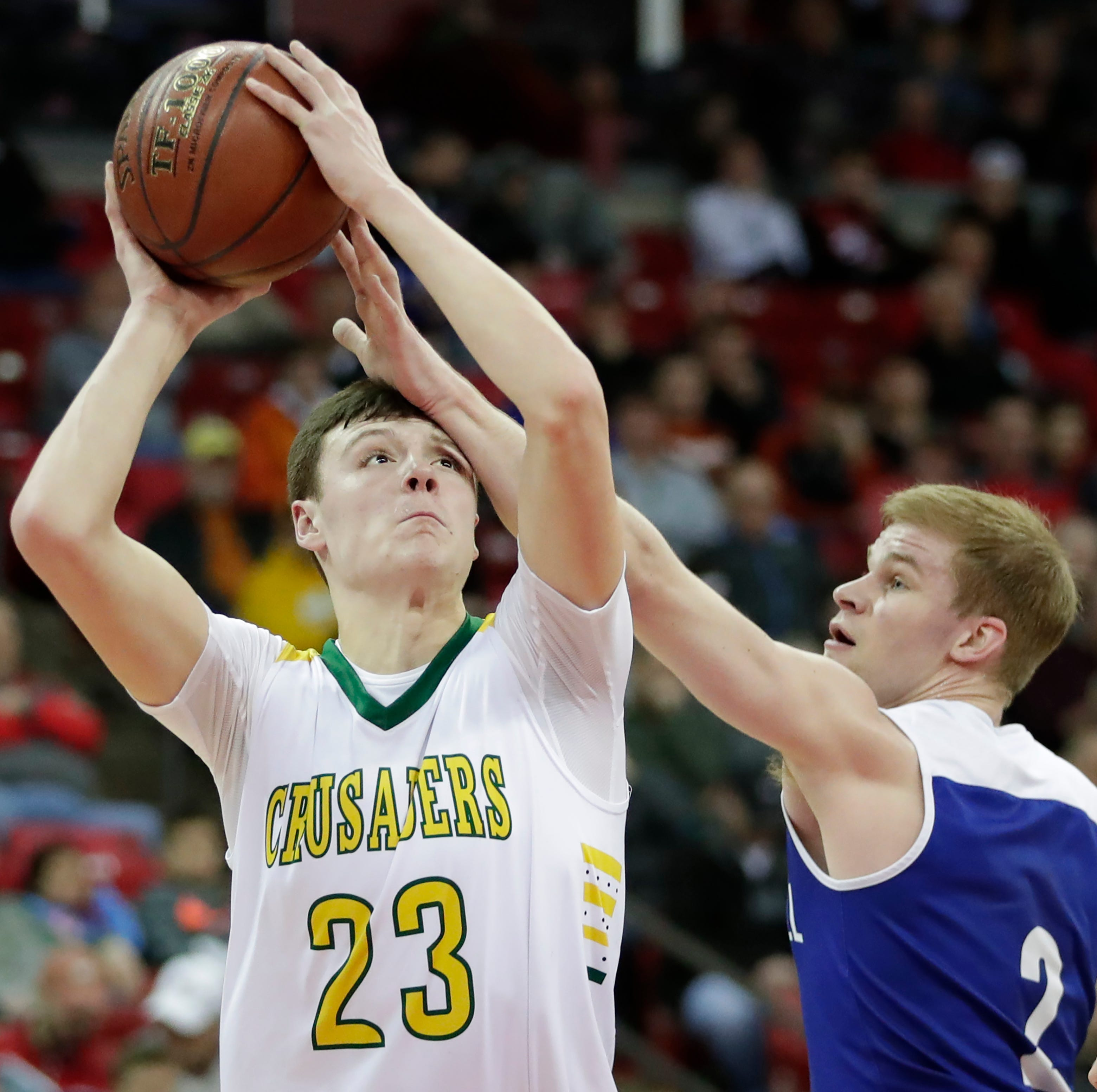 Lakeshore Elite: Sheboygan Lutheran's Jacob Ognacevic is boys hoops POY
