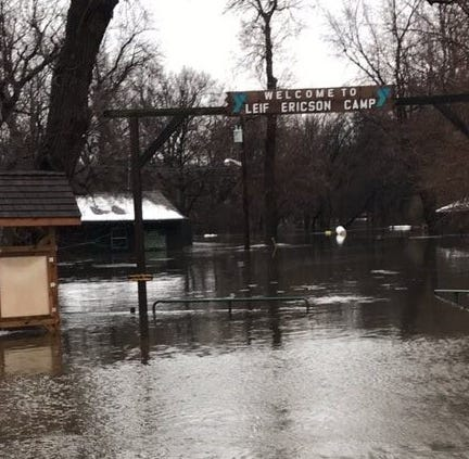Flood-ravaged Leif Ericson YMCA camp on verge of meeting fundraising goal