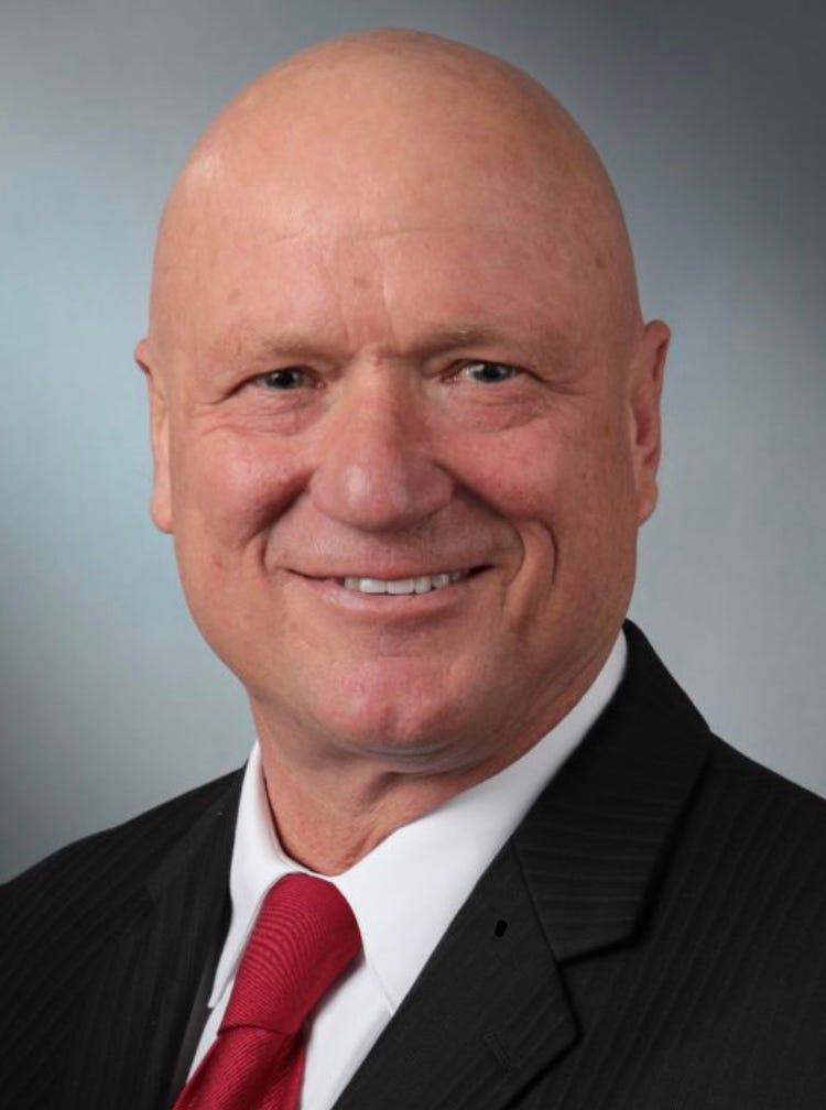 Sen. Mike Bernskoetter, R-Jefferson City