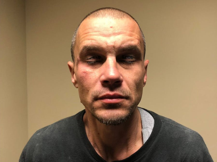 Michael Magneson was charged with second-degree murder.