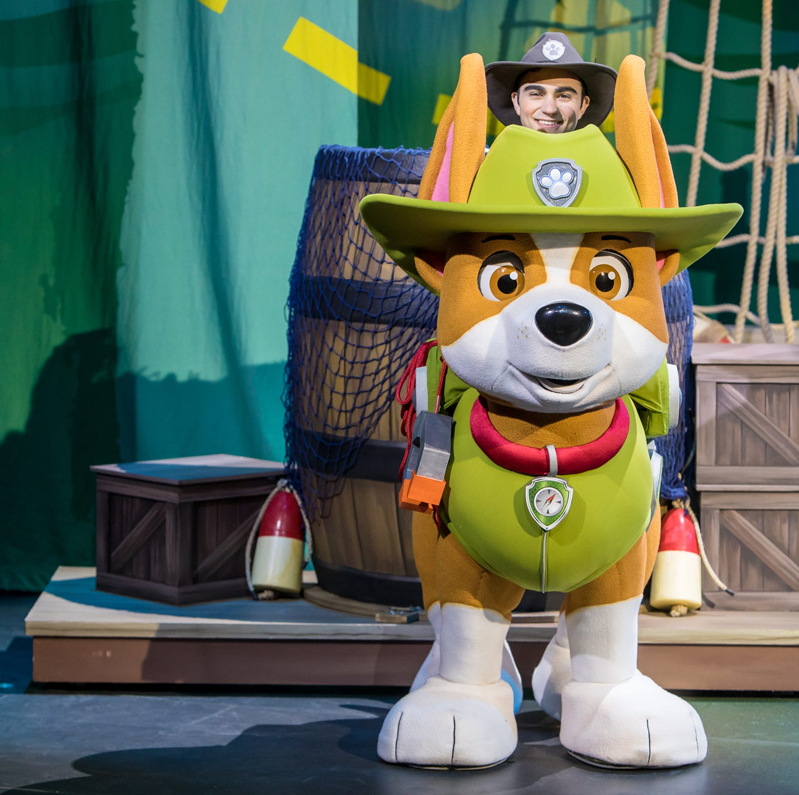 What El Pasoans can expect from 'Paw Patrol Live! The Great Pirate Adventure' at coliseum