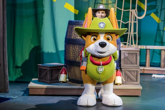 "El Paso kids can have fun at the interactive ""Paw Patrol"" show coming to El Paso."