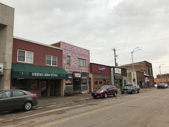 Downtown Merrill