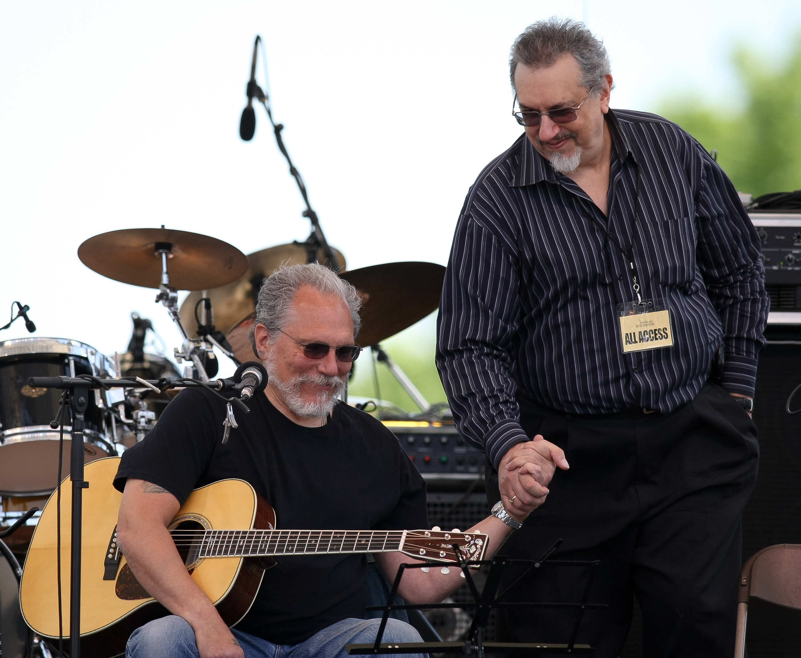 Big Noise, David Bromberg's Wilmington music festival, won't be held this year