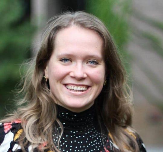 Tatiana Poladko is the founder of TeenSHARP, a nonprofit organization headquartered in Wilmington.