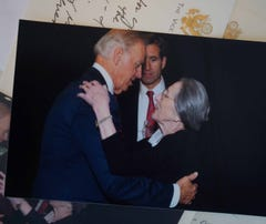 Sonia Sloan, prominent Delaware Democratic activist, on long-held Joe Biden support