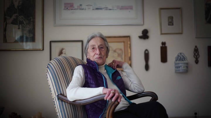 Sonia Sloan, prominent Delaware Democratic activist and friend to Biden, has died at 91
