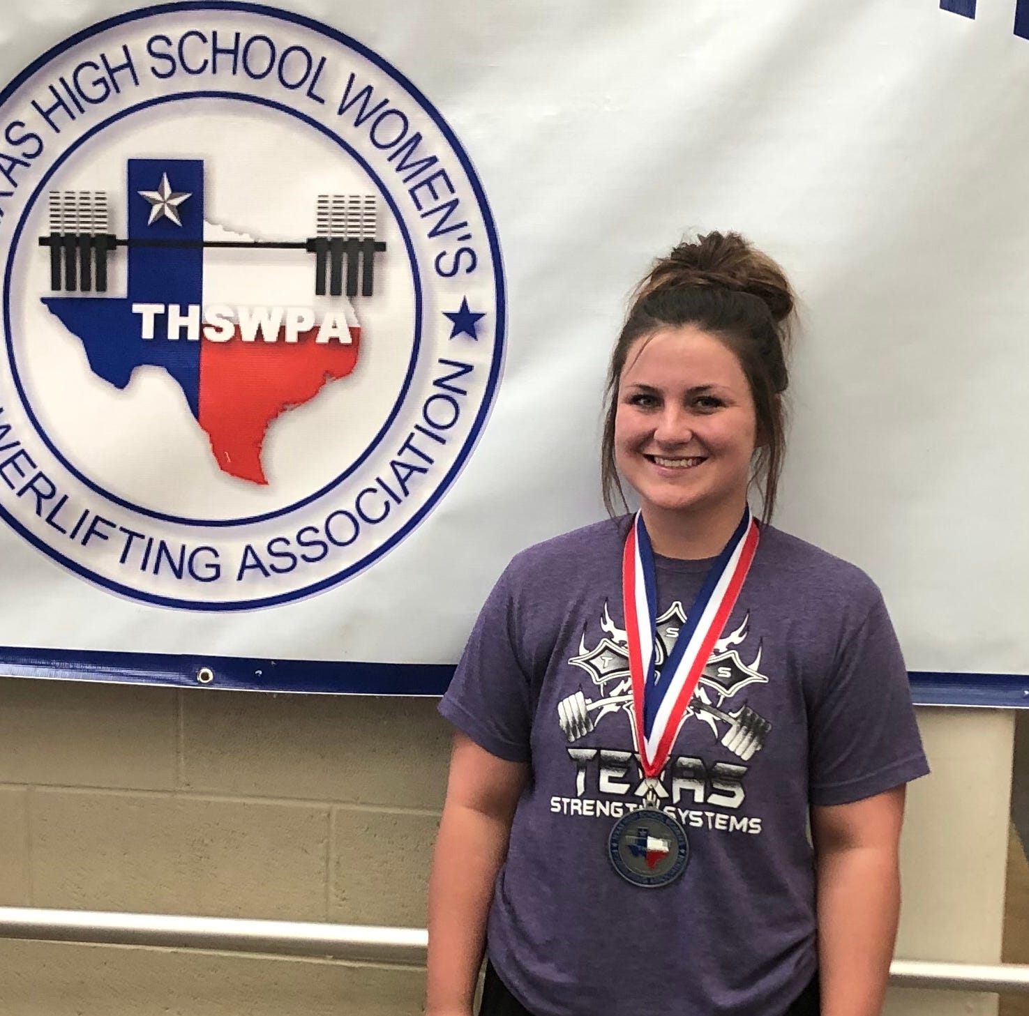 Bowie's Davis, Electra's Ramsey earn second at state girls powerlifting meet
