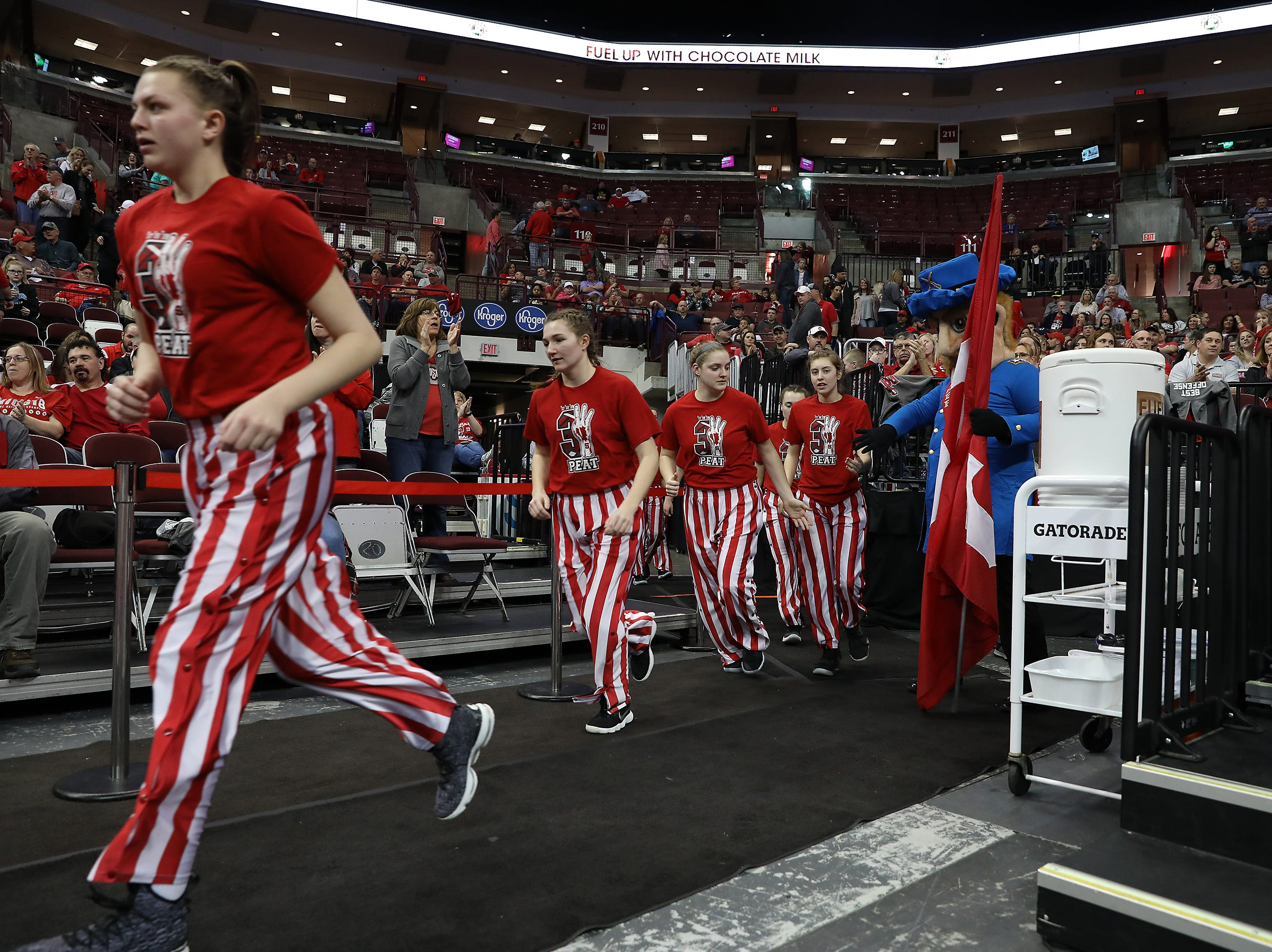 Sheridan takes the floor before the D2 state semis.