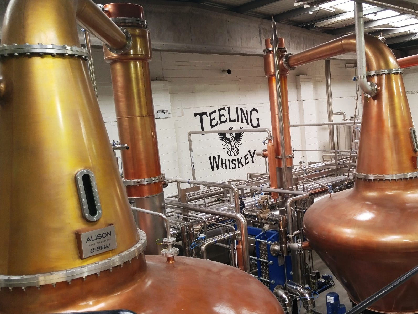"""When Teeling Whiskey was reborn in 2012, there were four distilleries on the island of Ireland,"" says Jack Teeling, who founded the distillery with his brother Stephen. ""Our success and the continued growth of the category has been the catalyst for the current evolution, or revolution, happening within Irish whiskey."" There are at least 22 active Irish whiskey distilleries right now."