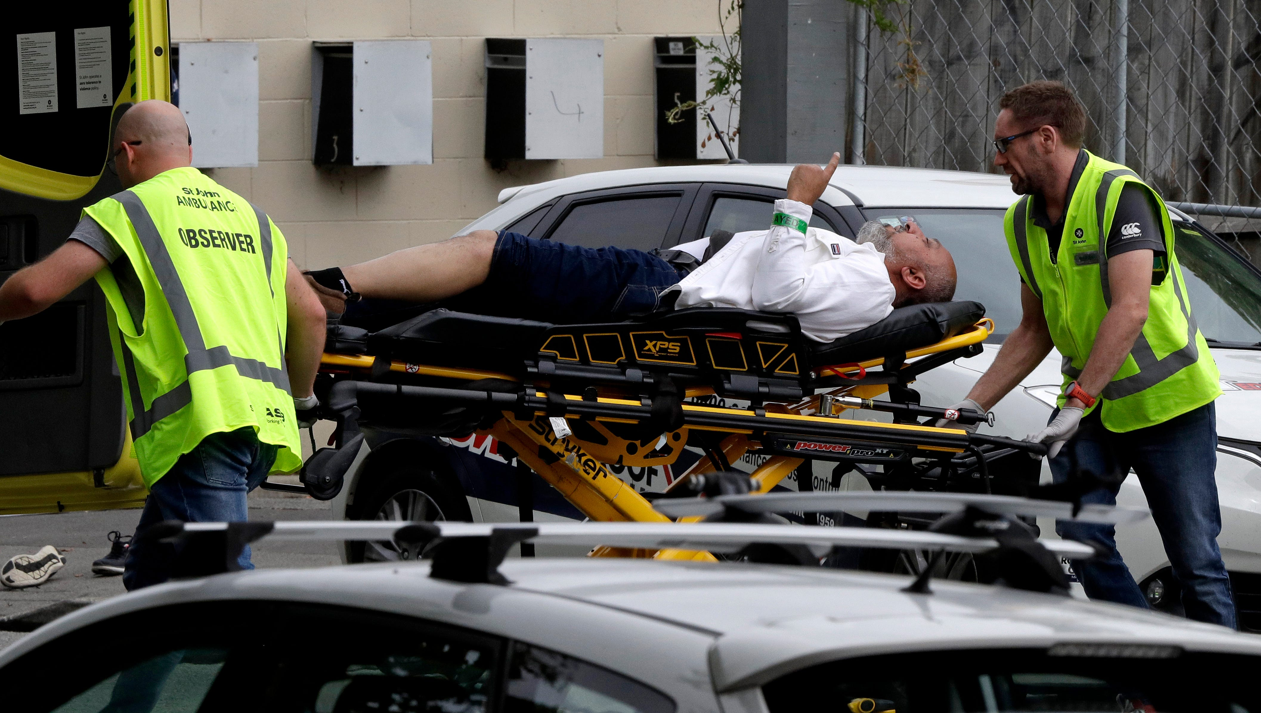 New Zealand Mosque Shooting Facebook: New Zealand Shooting: Dylann Roof Inspired Shooter