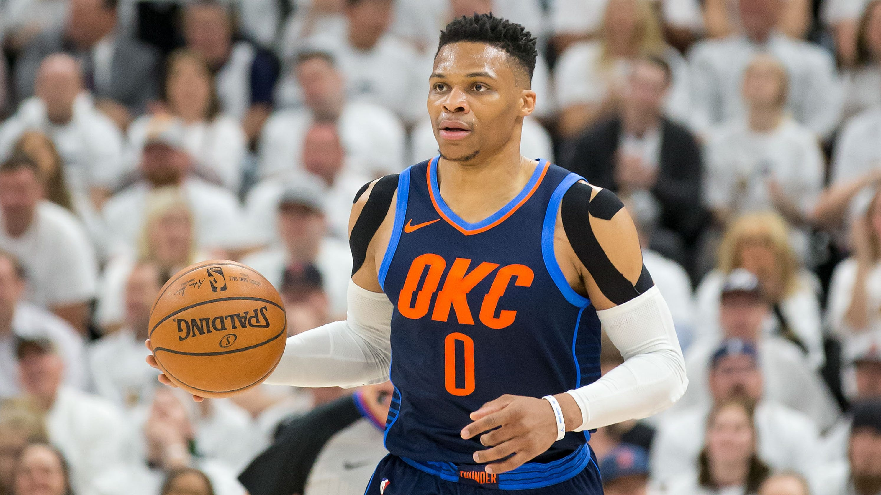Utah Jazz ban second fan for separate Russell Westbrook incident 646dba485