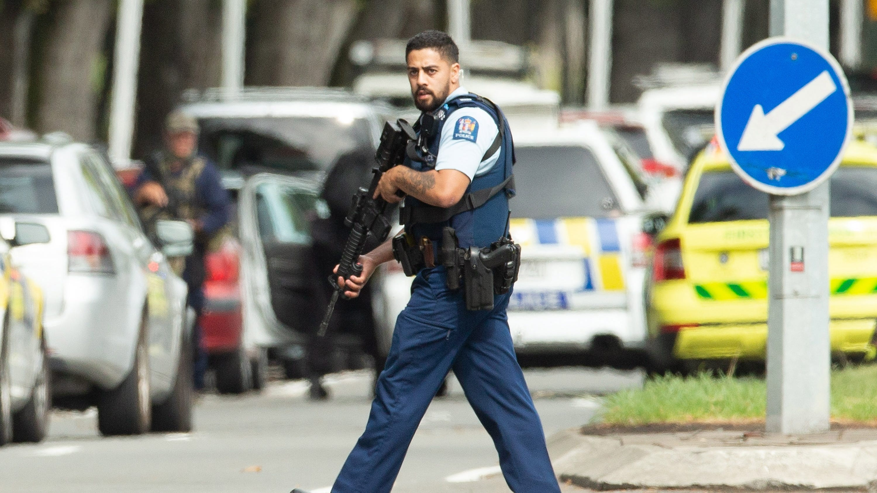 New Zealand Shooter Live Stream Image: New Zealand Terror Attack: Don't Read Manifestos Of Mass