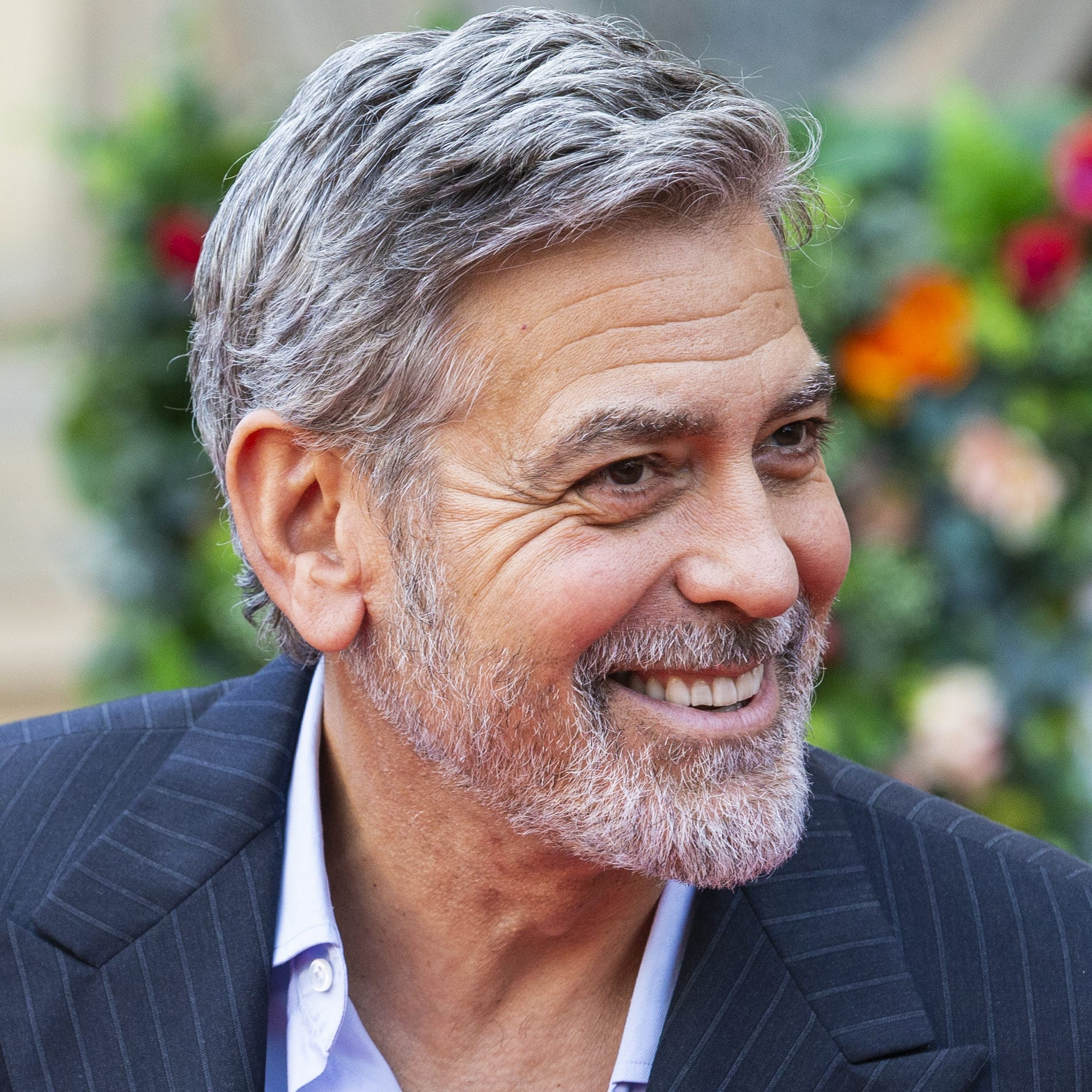 George Clooney opens up in Nashville on Kentucky roots, humanitarian focus and dirty diapers