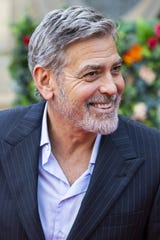 George clooney opens up on Kentucky Roots and dirty diapers 3a3bcad3-6268-4f2b-b311-fed66c99c1e9-GTY_1135794925