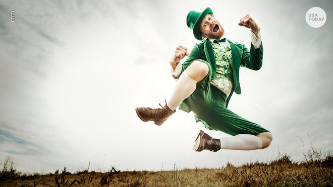Saint Patrick's Day and all of the surrounding festivities are just around the corner.