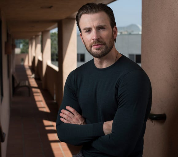 Chris Evans has signed on to star and executive produce a new series for Apple TV.